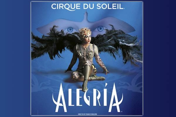 Cirque du Soleil: Alegría (27/11/2013)